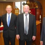 Visit of Chief Rabbi Ephraim Mirvis, June 2015